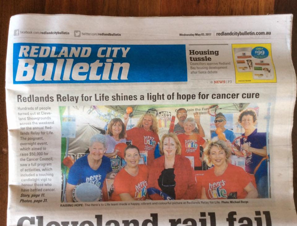 Bayside Bulletin Front Page 03 05 17