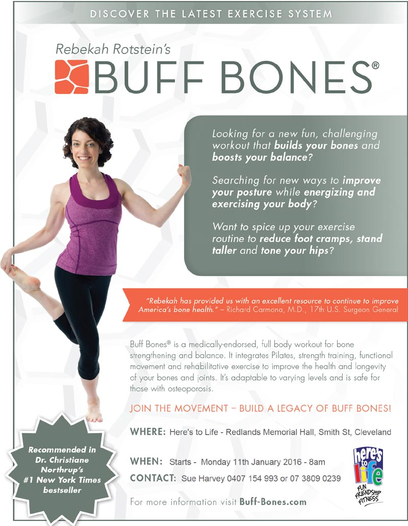 Buff-Bones classes commencing in Cleveland